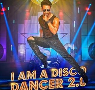 I AM A DISCO DANCER 2.0 SONG LYRICS - TIGER SHROFF | BENNY DAYAL