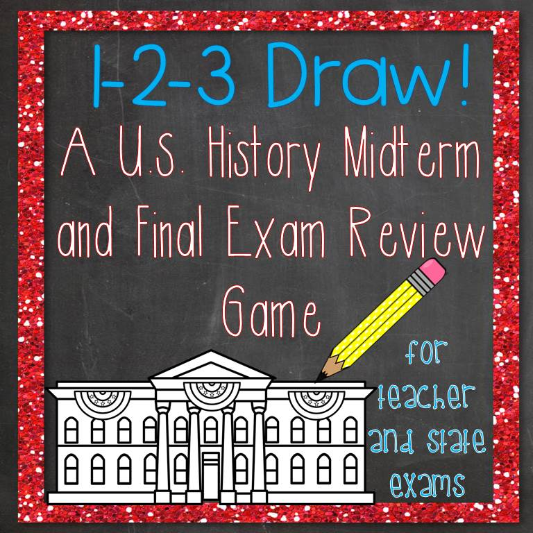 U.S. History Exam Review Game