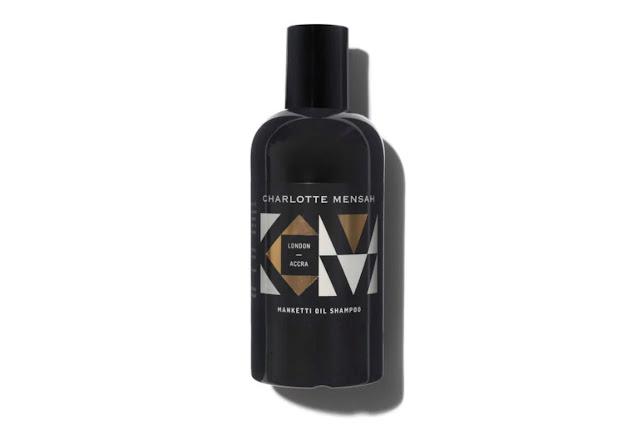 Charlotte Mensah Manketti Oil Shampoo - شامبو الشعر المجعد