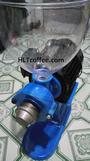 Phễu nhựa máy xay cafe