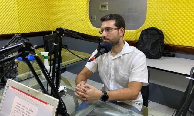 Michel Henrique deixa a gestão municipal de João Pessoa