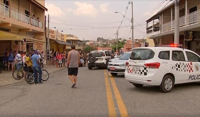 Dono de loja reage a assalto e mata três bandidos a tiros em Sorocaba