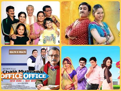 television-top-5-comedy-serials, aajtak2019