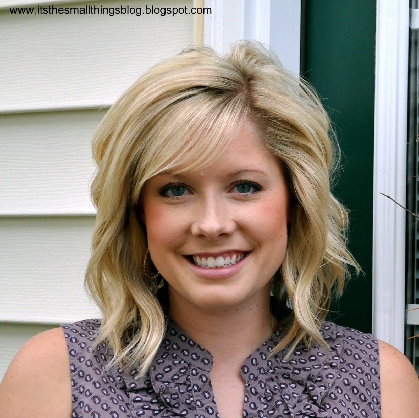 How to curl your hair with a curling iron – The Small ...