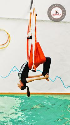 Pilates aereo, cursos y seminarios AeroYoga® AeroPIlates®