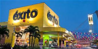 Tiendas Exito - Bogota