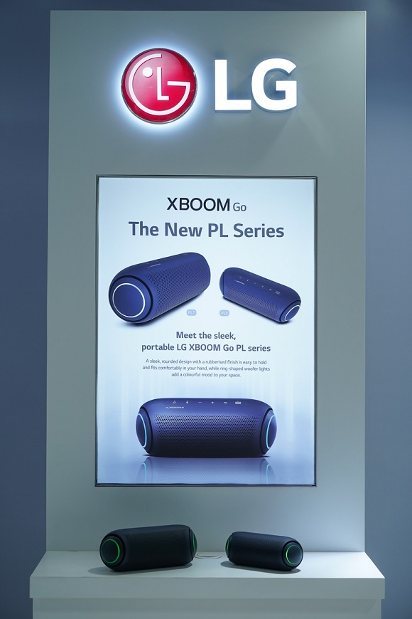 LG XBoom PL5 and PL7