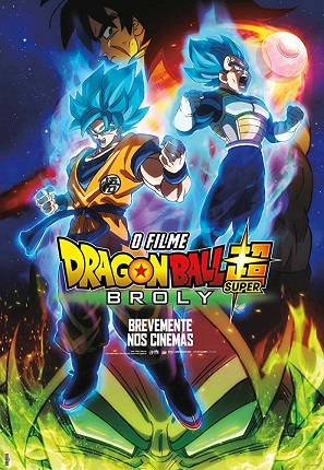 Dragon Ball Super Broly 2018 Dual Audio Hindi 300MB BluRay 480p
