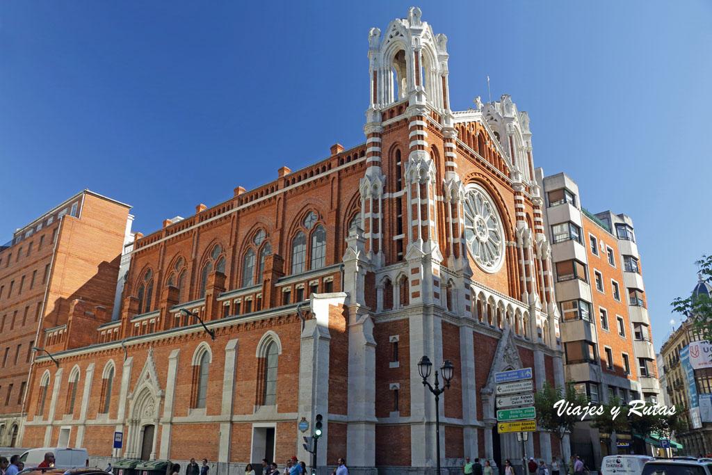Iglesia del Sagrado Corazón de Bilbao