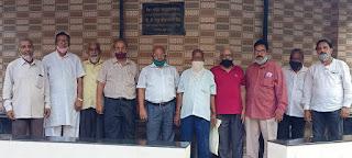 मदन सिंह ने कराया शेड का निर्माण | #NayaSaberaNetwork