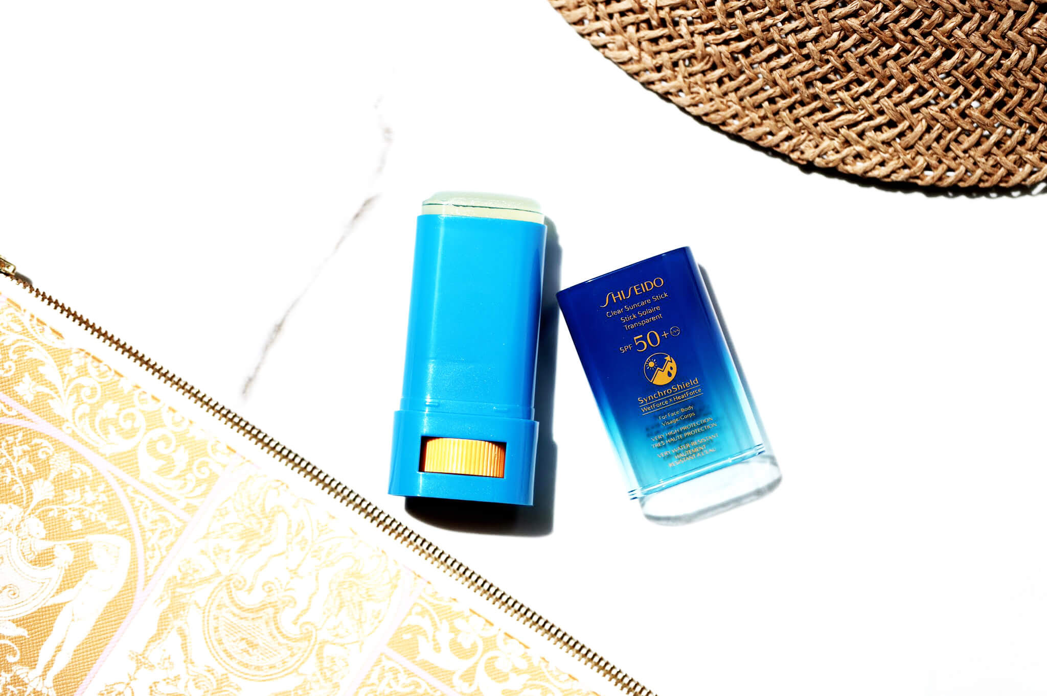 shiseido solaires wet force