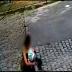 ASSISTA: Câmera flagra momentos antes de mulher abandonar bebê em João Pessoa