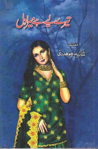Tere liye hai mera dil novel by Shazia Chudhary Online Reading