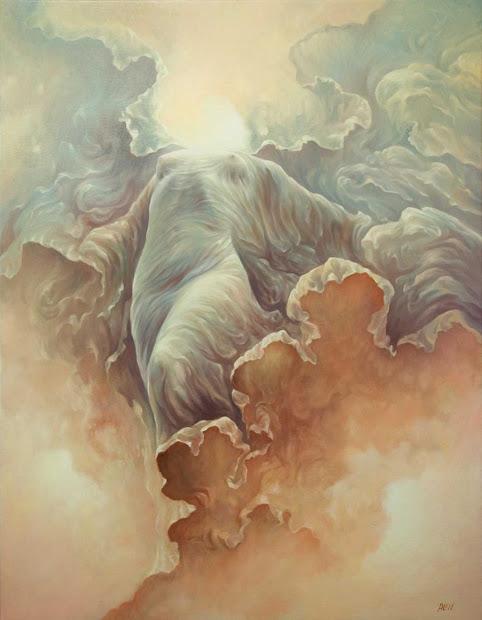 Dark Fantasy Art Tomasz Alen Kopera - Wallpaper