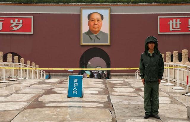 mausoleo de Mao Tse Tung