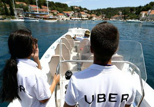 Tinuku Uber launches UberBOAT to serve tourists on Croatian coast