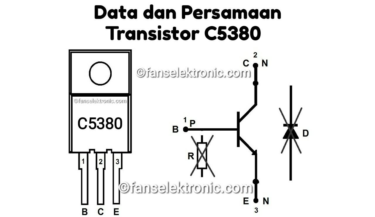 Persamaan Transistor C5380
