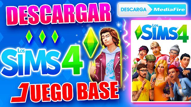 los sims 4 juego base en español 2021