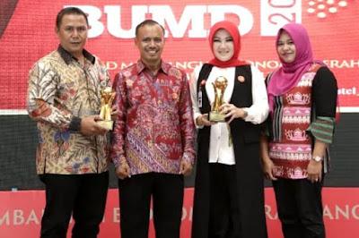PD BPR Bank Klaten Dinobatkan Sebagai Top BUMD BPR 2019 Versi Majalah TopBusiness