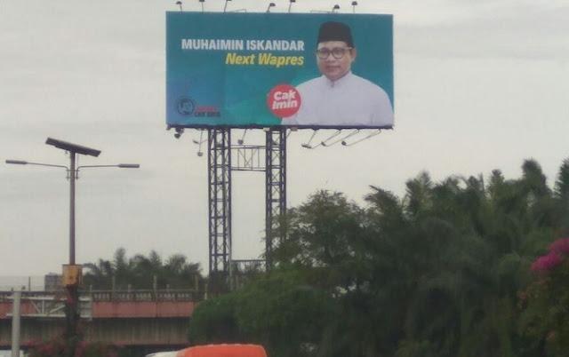 Saat Sandiaga Uno Ungkap Joke Presiden Jokowi Soal Baliho Asian Games Kalah Sama Baliho Cak Imin Cawapres