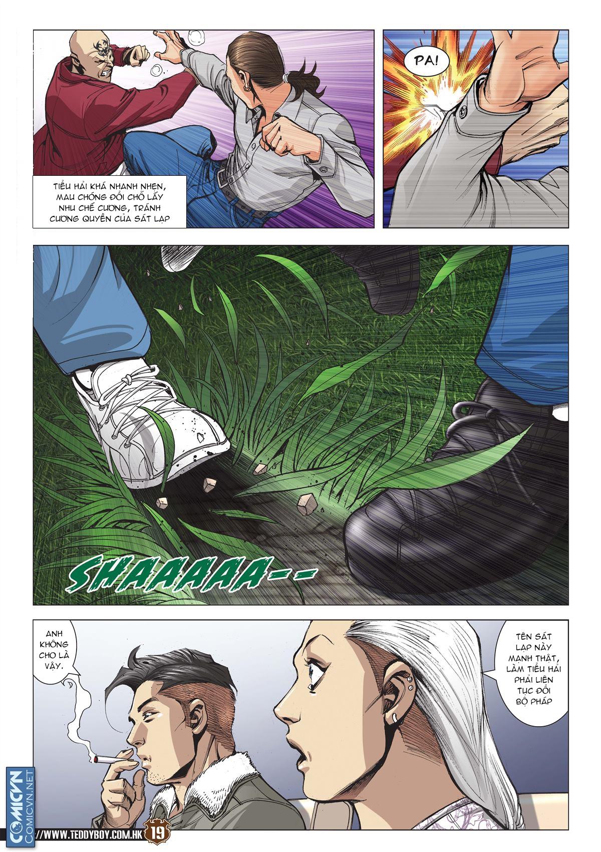 Người Trong Giang Hồ chap 2104 - Trang 18