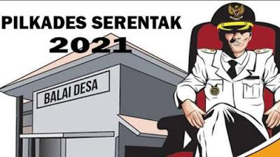 Enam Desa di Kabupaten Tangerang Gelar Pilkades Antar Waktu