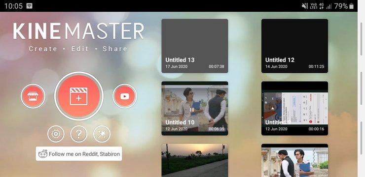 Kin Master  Video editing app लोगों को बहुत पसंद है
