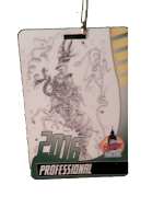 london super comic convention pass 2016