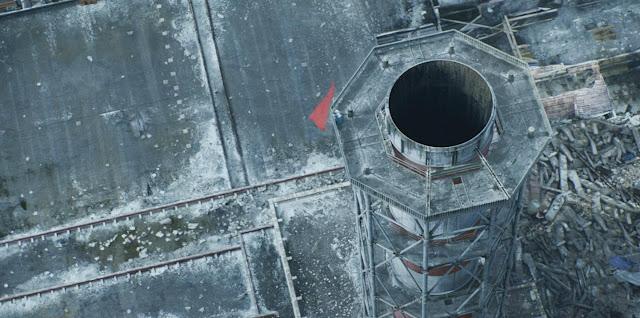chernobyl dizisi hakkında bilgi