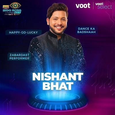Nishant Bhat big boss ott