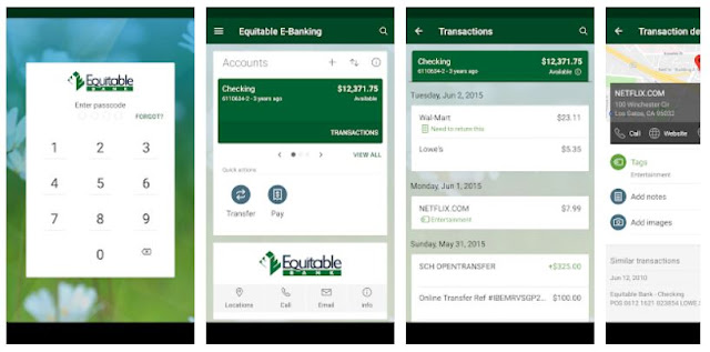 Download & Install Equitable E-Banking Mobile App