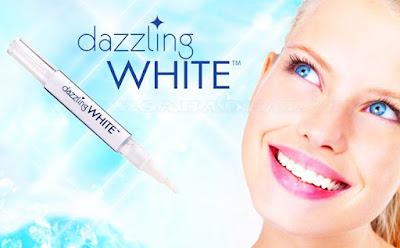 Bút tẩy trắng răng mỹ đế Dazzling white Usa