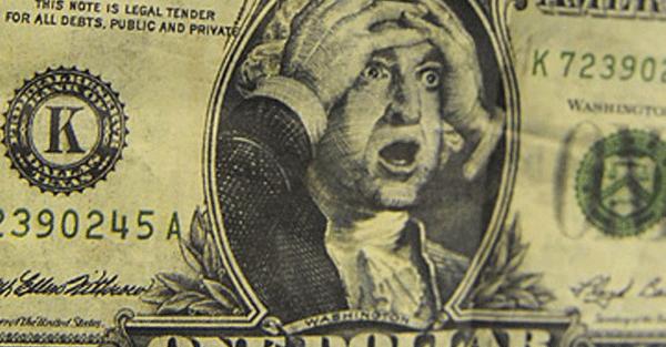 Precio del dólar caen en Perú