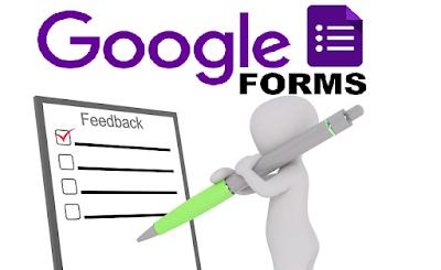 Cara membuat Kuesioner Online di Google Form - madematika
