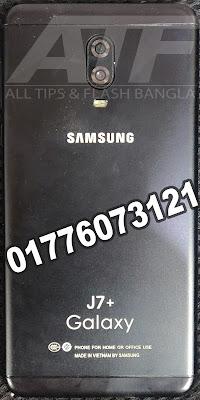 Samsung Clone J7 Plus Flash File