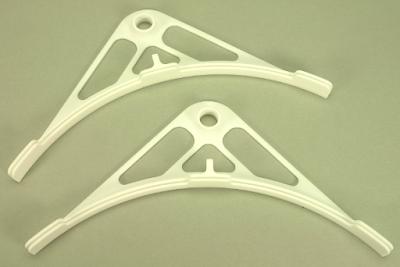 Die beiden Halter im FDM 3D-Druck erstellt