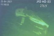 KRI Nanggala-402 Terbelah 3, Ditemukan di Kedalaman 838 Meter