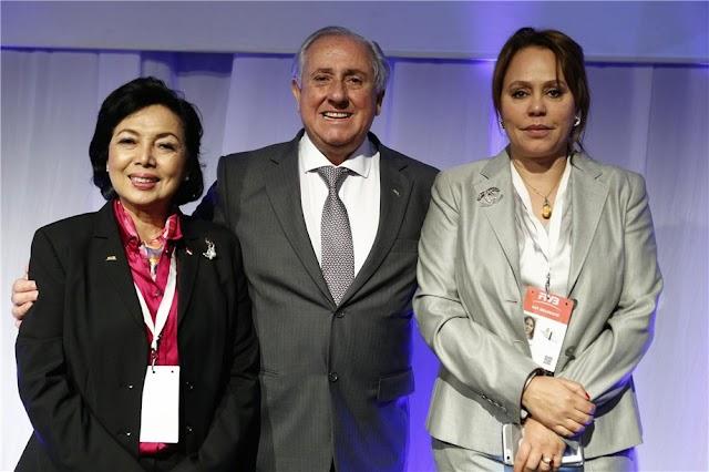 Bà Rita Subowo (Indonesia) trở thành nữ chủ tịch đầu tiên trong lịch sử AVC