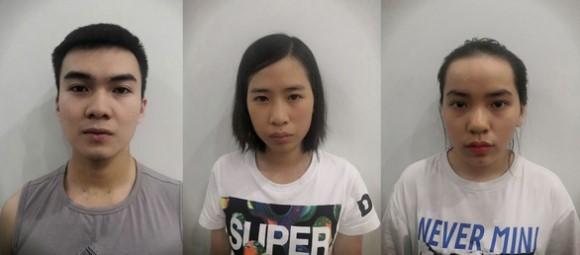 TP.HCM bắt băng nhóm người Trung Quốc cho vay nặng lãi qua app
