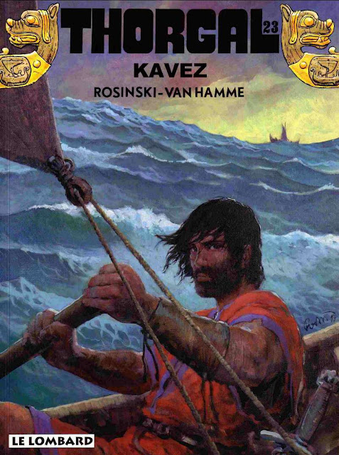 Kavez - Thorgal