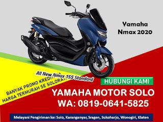 kredit yamaha nmax 2020 di solo