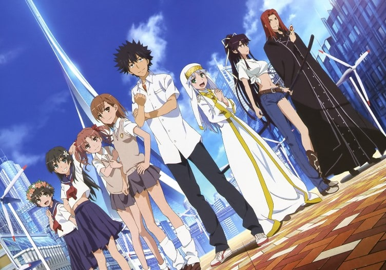 a certain magical index iii ost