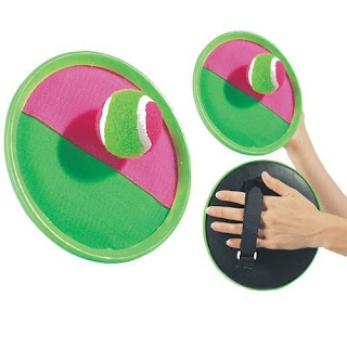 Velcro Mitt and ball