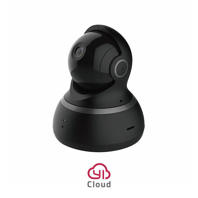 recensione videocamera Xiaomi Yi Dome Camera 1080 test