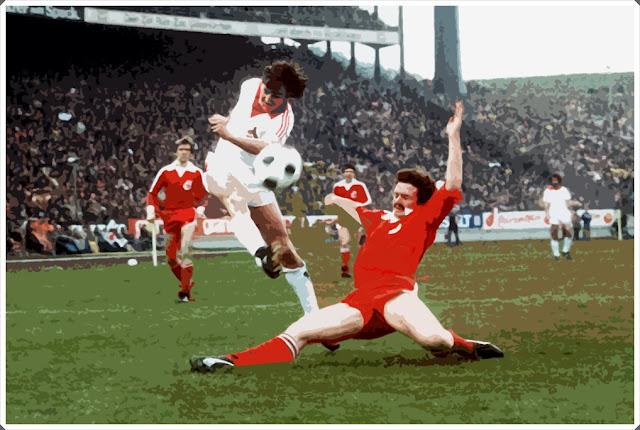 Köln Düsseldorf Pokal 1978