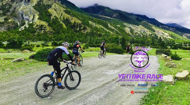 Yeti Bike Race