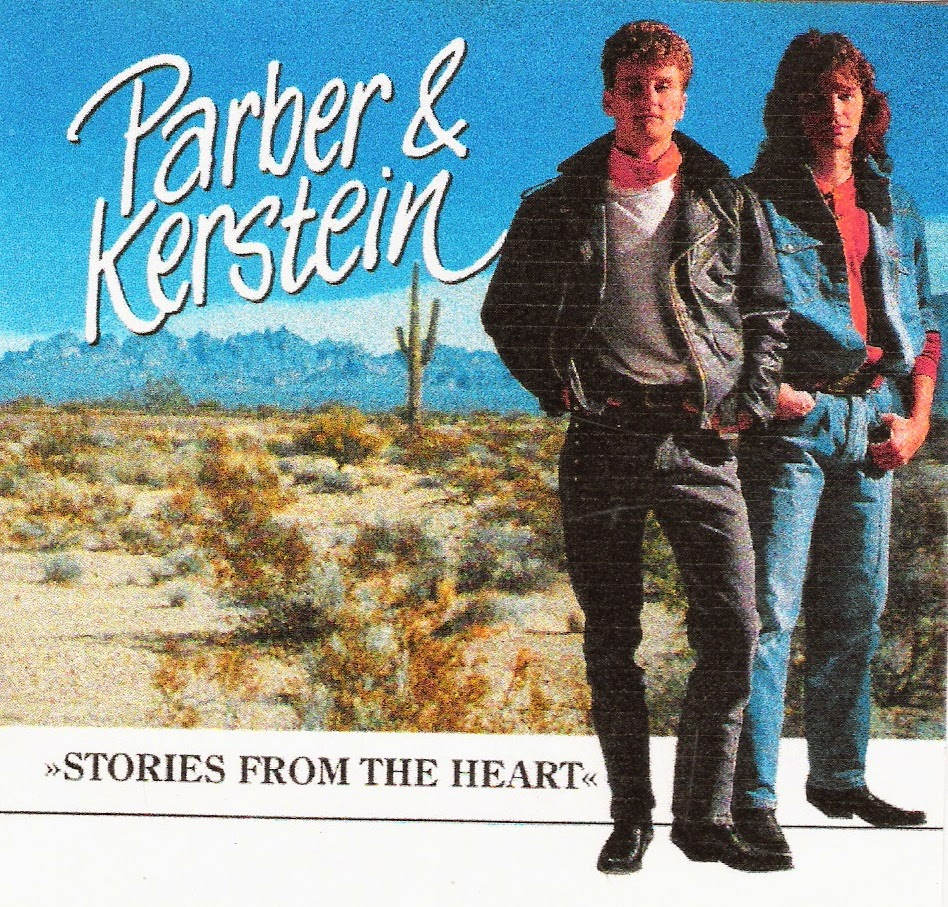 Parber and Kerstein Stories from the heart 1990