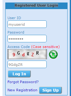 kerala psc user login