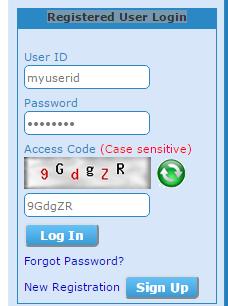 kerala psc user login