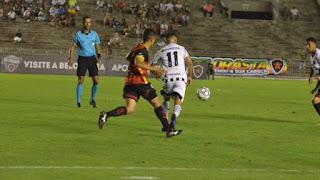 Jogando em casa, Botafogo-PB vai mal e apenas empata com o Globo-RN